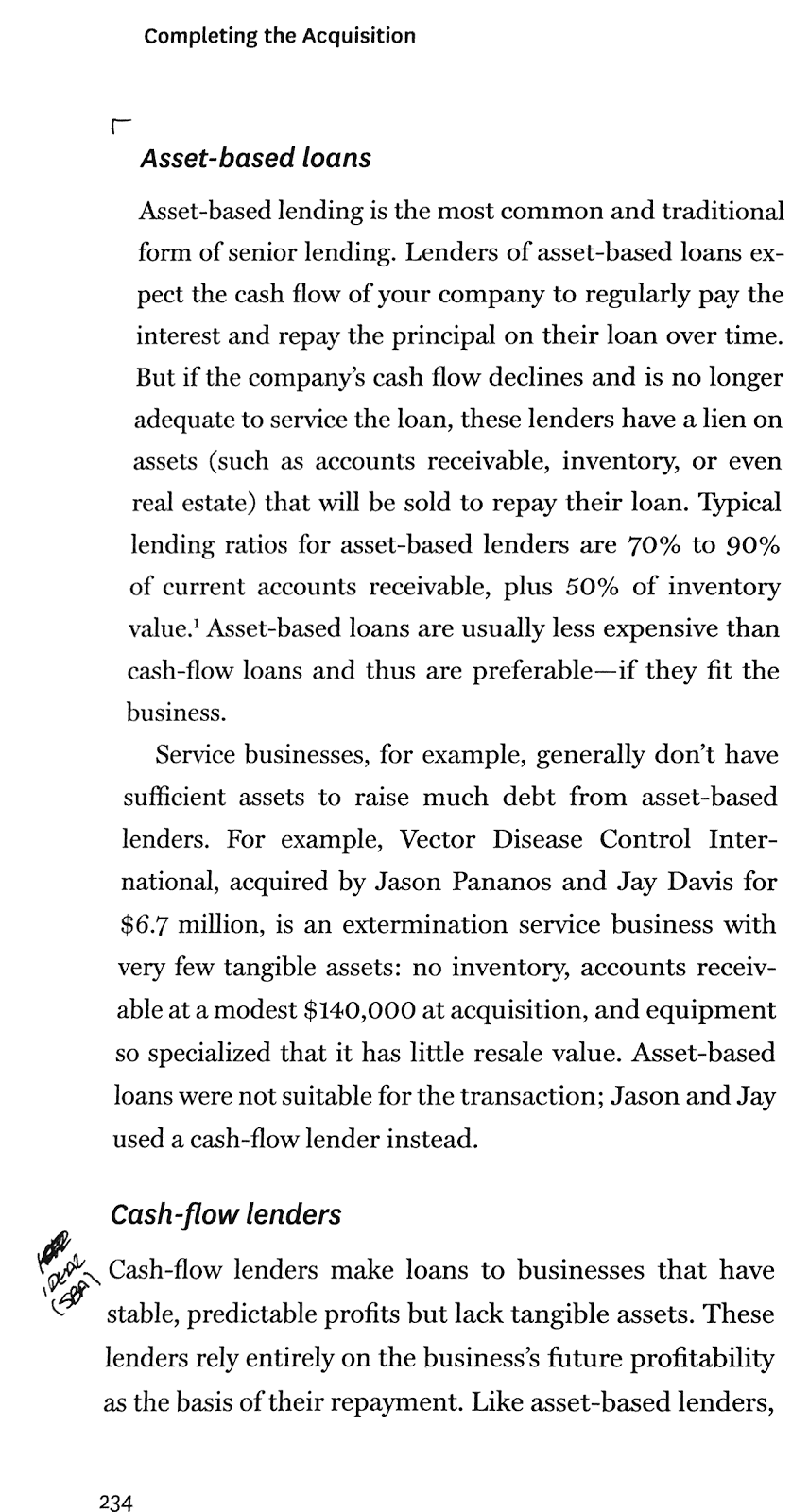 Notes hbrs guide to buying a small business kyle eschenroeder having debt is much more important than having cheap debt pg 236 thecheapjerseys Gallery