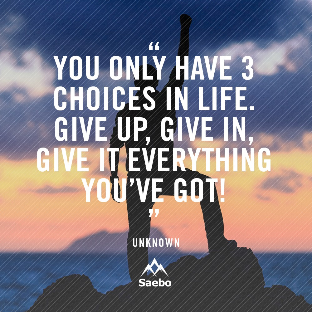Favorite Inspirational Quotes Saebo's Favorite Inspirational Quotes For Stroke Survivors