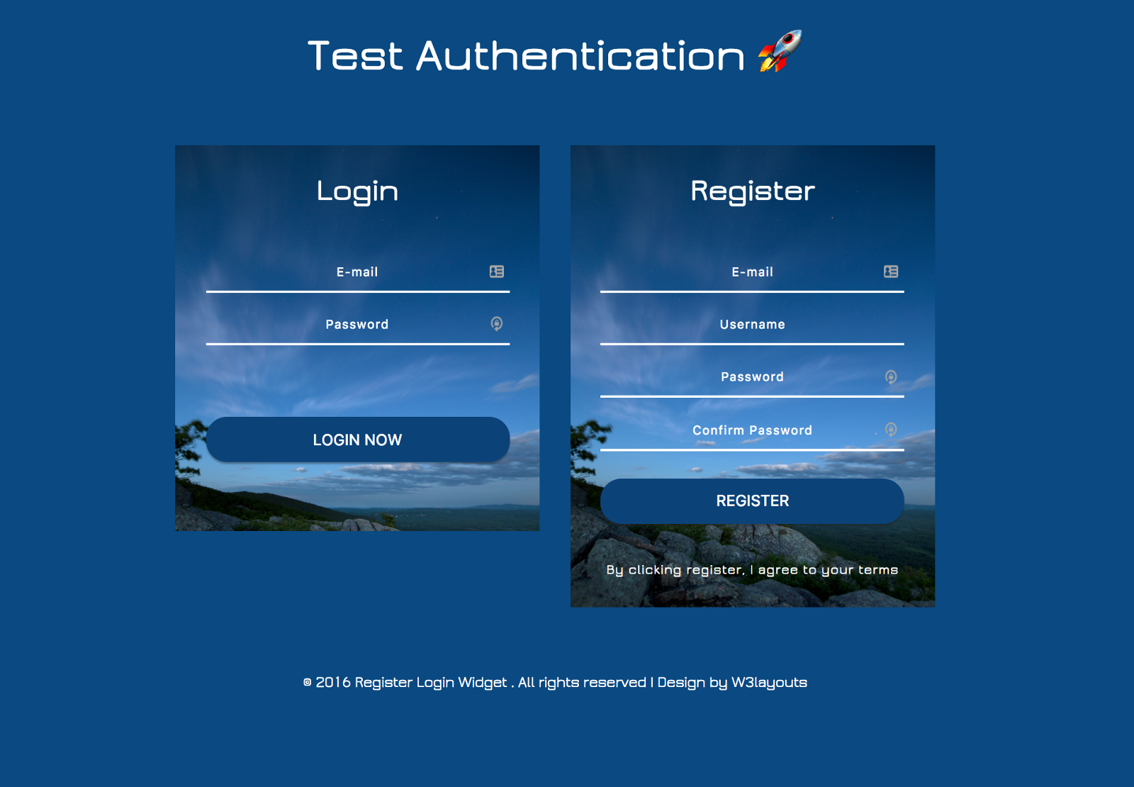 Starting with Authentication A tutorial with Node js and