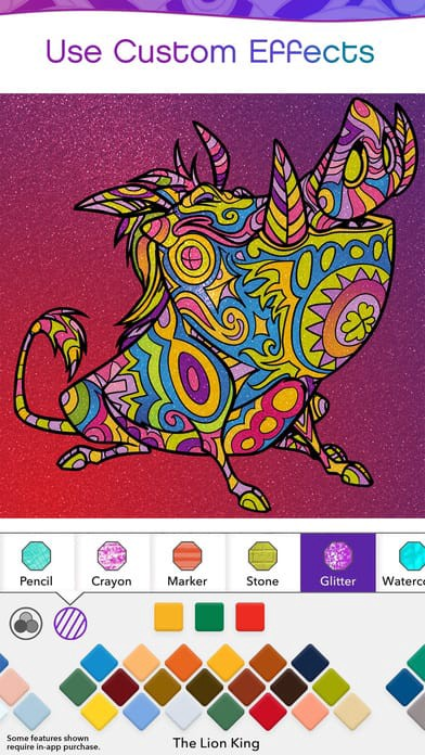Get Color By Disney On Android And IOS