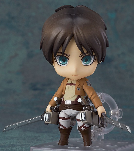 Eren Yeager Nendoroid #375 by Good Smile Company