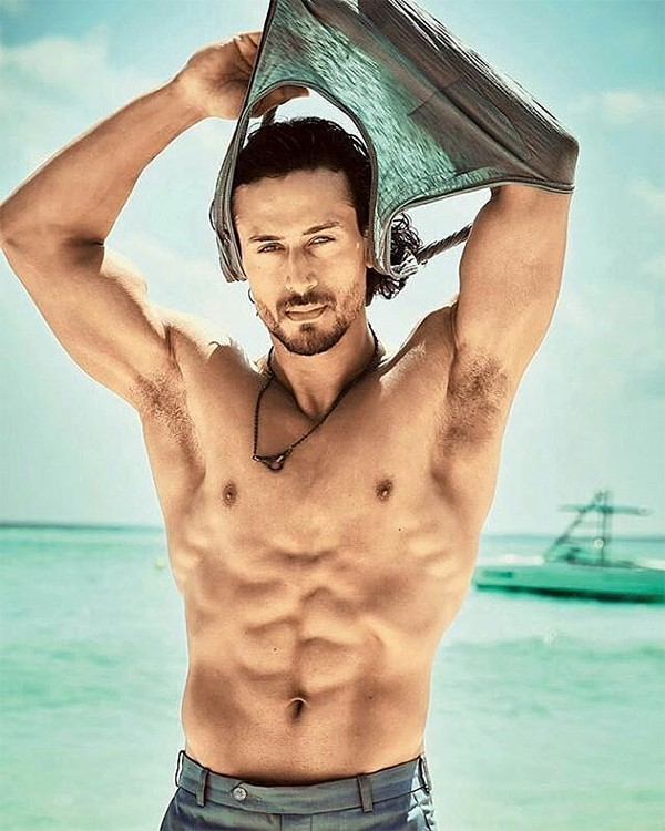 tiger shroff hot pic