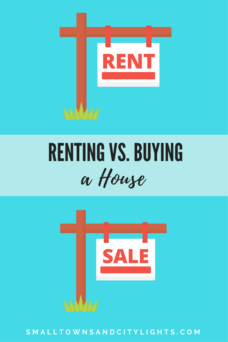 renting buying house essay There are clear advantages and disadvantages to renting versus buying an apartment or house for example, small families may hesitate about buying and prefer to wait until their family size has grown and in need of the space.