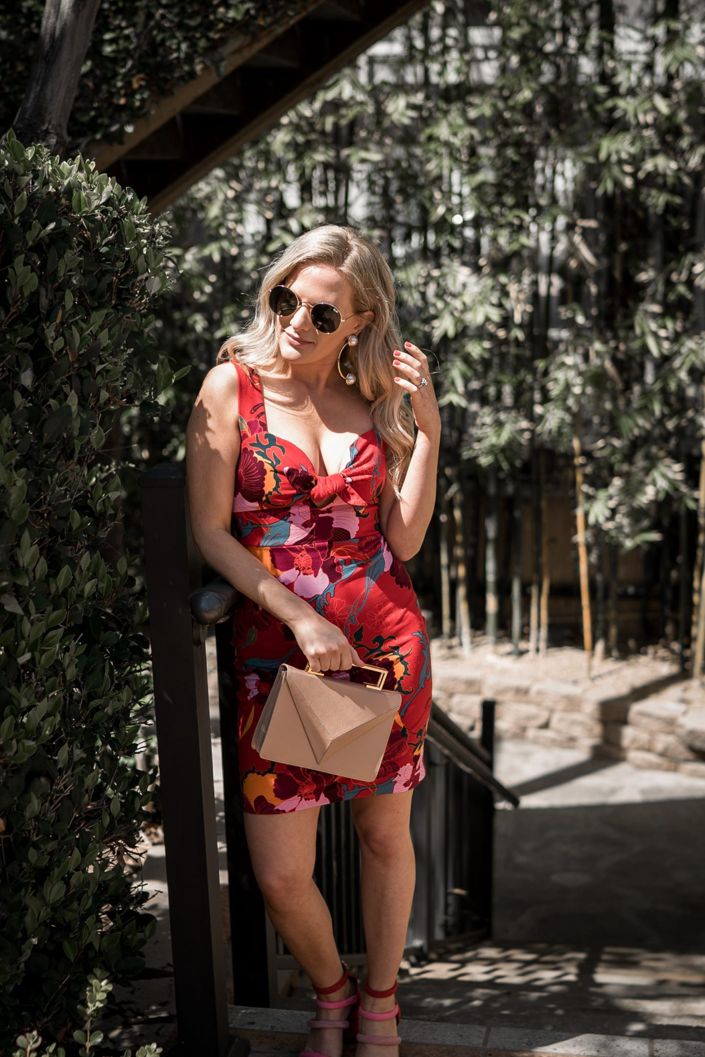 Trendy & Stylish Summer Date Night Outfit Ideas by popular Orange County fashion blogger Dress Me Blonde