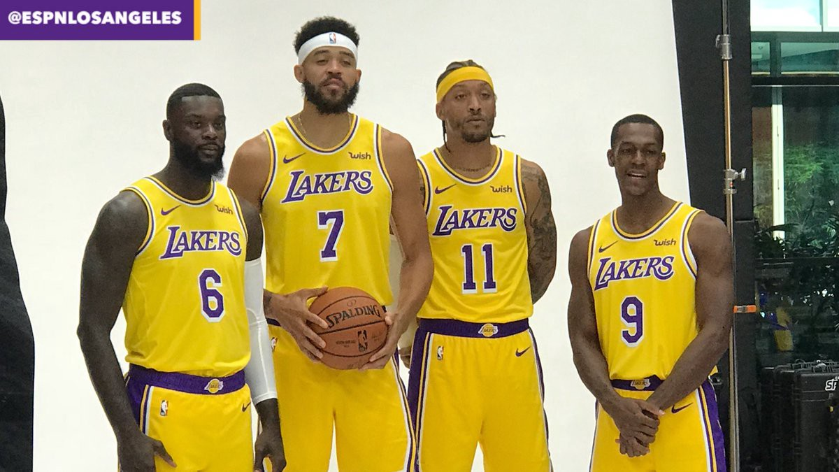 f31d828b8 The New Showtime Lakers – James Christopher Ma – Medium