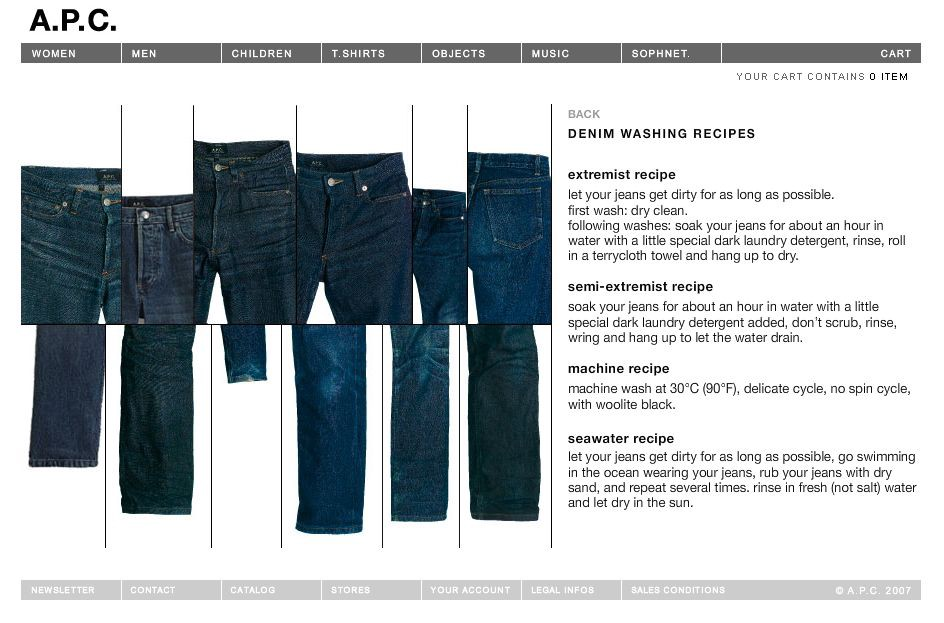 a62a94bfe64 3 Popular Raw Denim Care Myths and Why They re Totally Busted