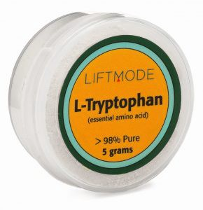 Liftmode l-tryptophan