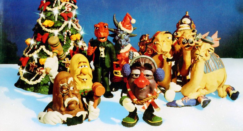 Will Vinton's Claymation Christmas Celebration