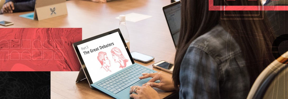 How to manage 6 challenging personality types in meetings: the great debaters
