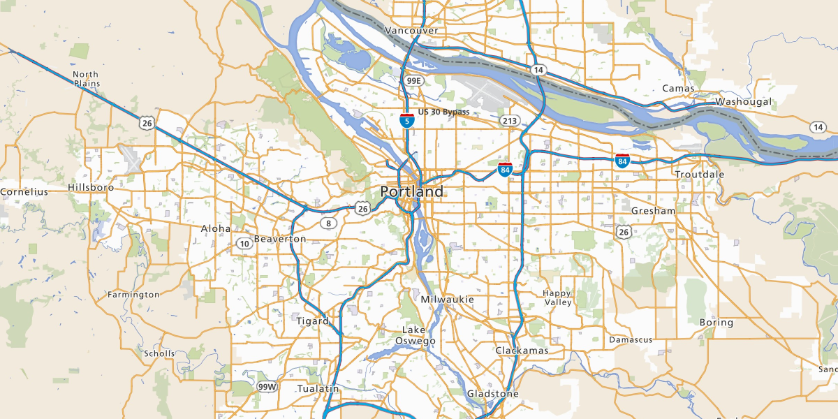 Rand McNally A New Map And A Peek Into The Design Process - Rand mcnally us highway map
