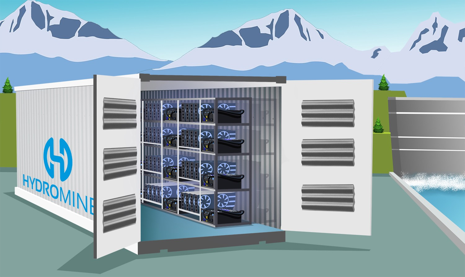 HydroMiner - The First Eco-Friendly Mining Business