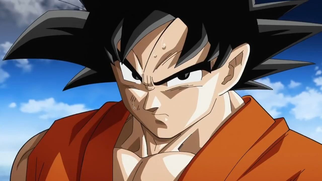 Pictures of goku from dragon ball z