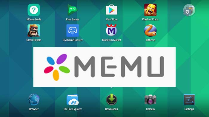 MEmu - Download 13 Best Android Emulators For Gamers And Developers Windows 7, 8 And 10