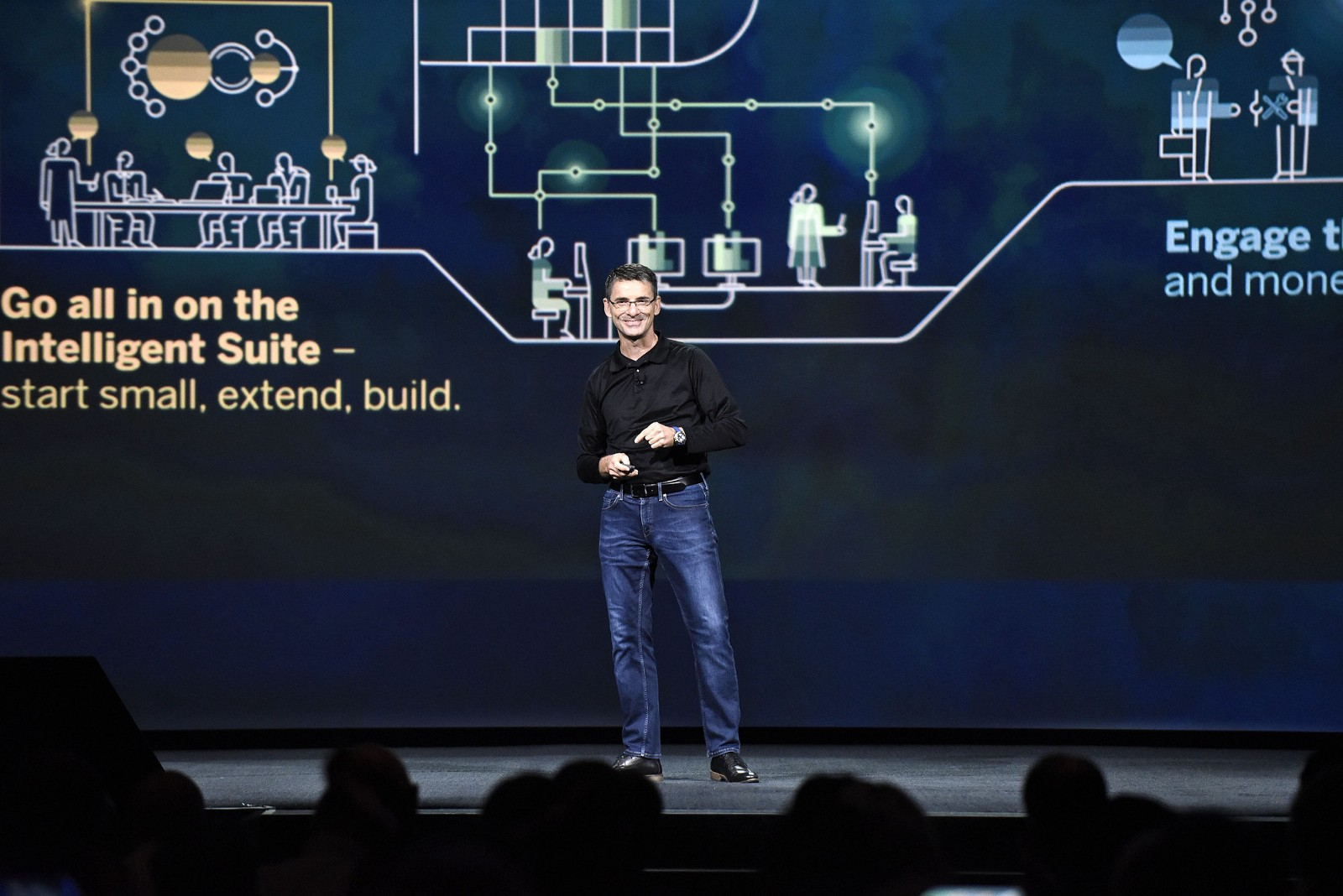 SAP builds a ramp to the open, intelligent enterprise