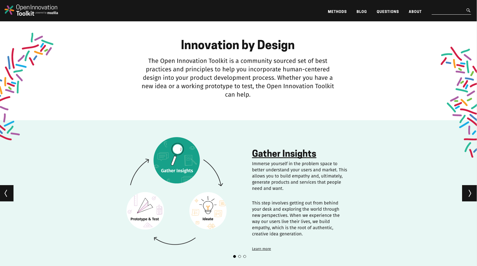 Introducing the open innovation toolkit mozilla open innovation open innovation toolkit site altavistaventures Gallery