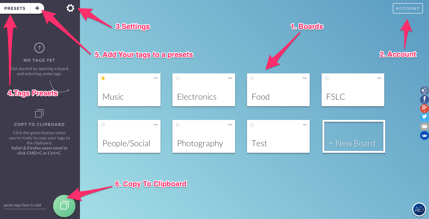 How To Keep All your #Hashtags Organise in one place ? Introducing ...