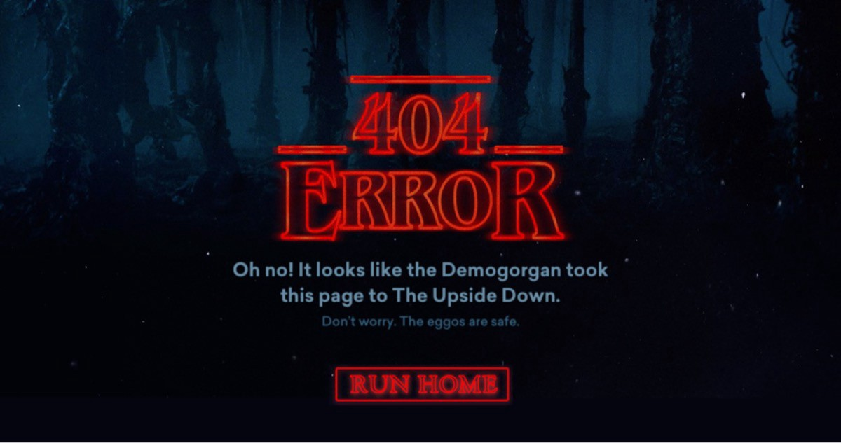 10 great examples of 404 error pages ux planet
