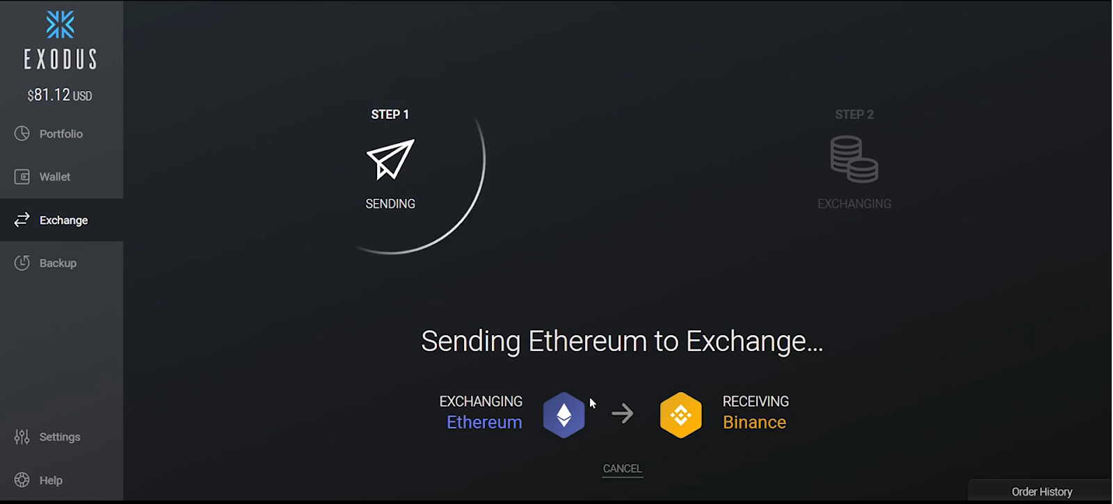 download exodus wallet for pc
