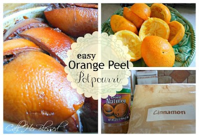 Make Potpourri - 20 Surprising Uses for Leftover Fruit and Vegetable Peels