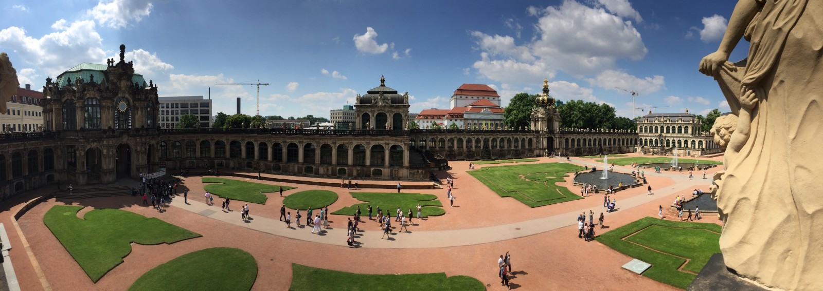 Zwinger grounds