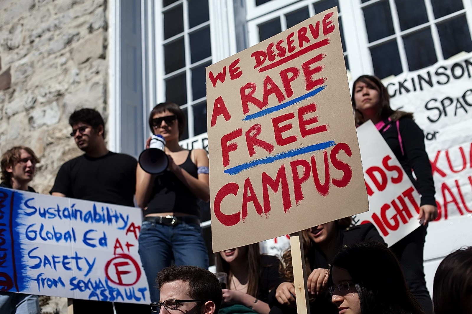 Sexual harassment in colleges and universities