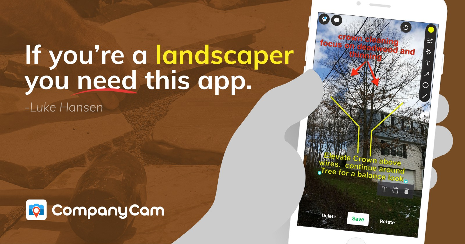 10 Best Landscaping Photo Apps – The CompanyCast — The Official ...