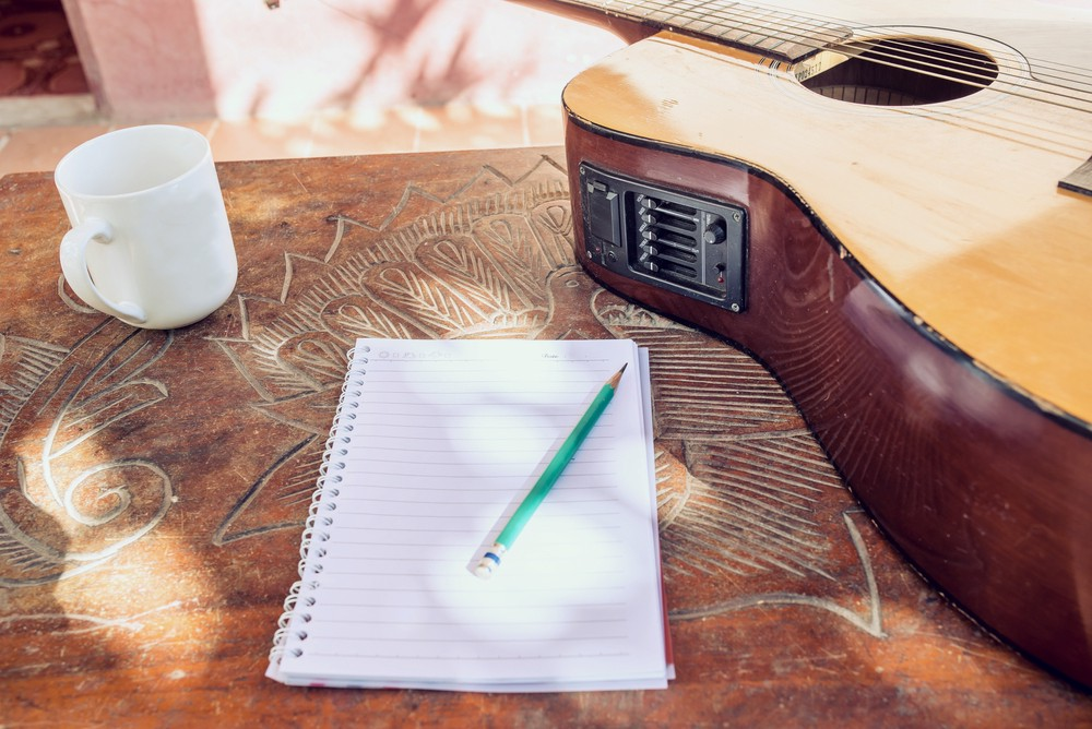Writing your own music