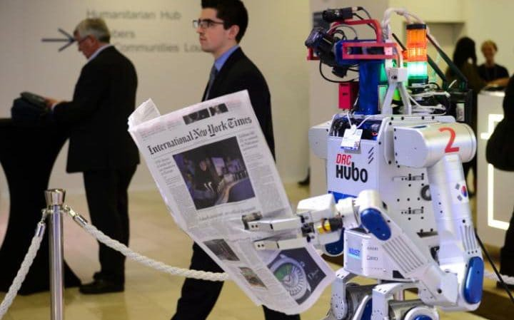 We shouldn't approach #technology from a place of fear  #AI #Robotics