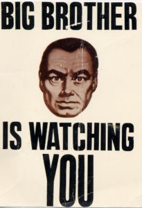 Big Brother knows everything!