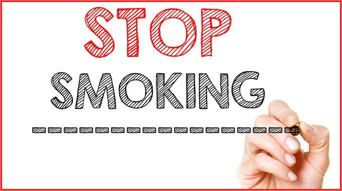 Stop Smoking To Heal Hickey fast