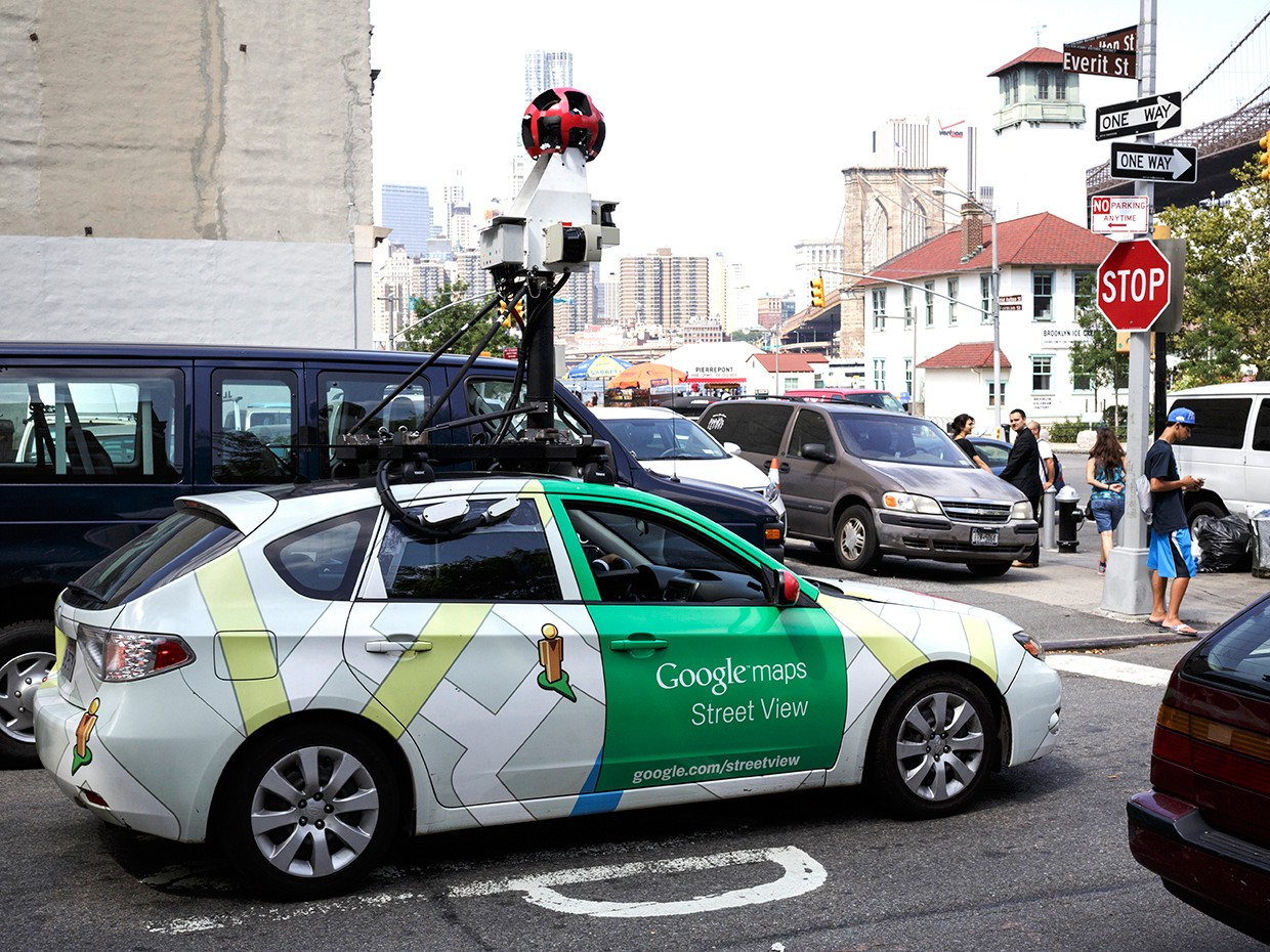 Deep Learning and Google Street View Can Predict Neighborhood Politics from Parked Cars