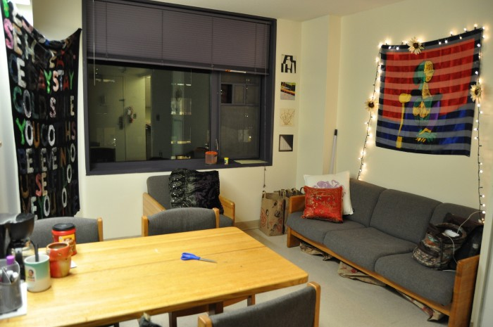 Single Dorm Room Nyu