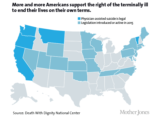 physician assisted suicide should be legal in the united states Uthanasia advocates in the united states  cian-assisted suicide to more states the dangers of assisted suicide  where physician-assisted suicide is legal, are.