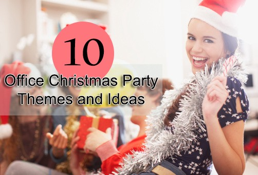 10 Office Christmas Party Themes and Ideas (With Pictures)