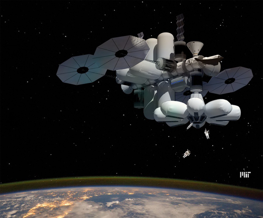 Here's The Space Hotel That Won A Recent NASA Competition