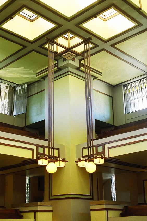 Honoring an Icon: 150 Years of Frank Lloyd Wright – France & Son ...