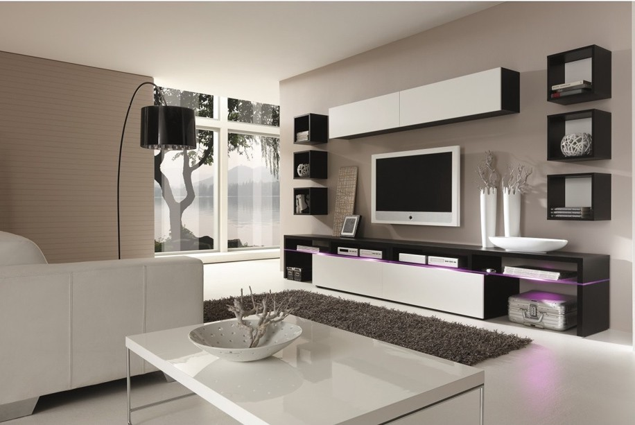 Wall Units For Functional Living Room Furniture Nyc