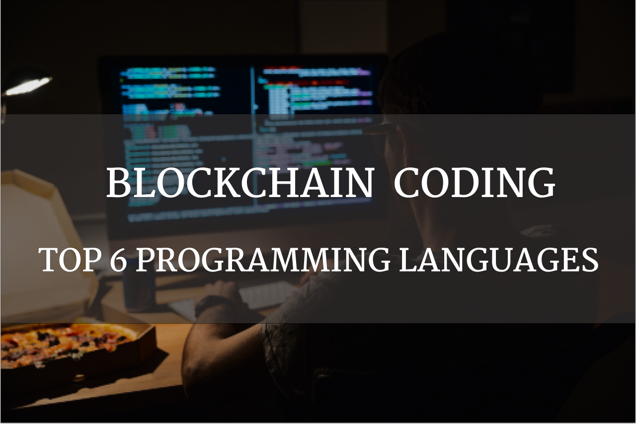 Programming Languages for Blockchain Solutions Developing