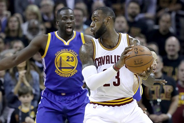 Things of That Nature: LeBron James, Fatherhood, and the Biggest Remaining Mystery of the 2016 NBA Finals