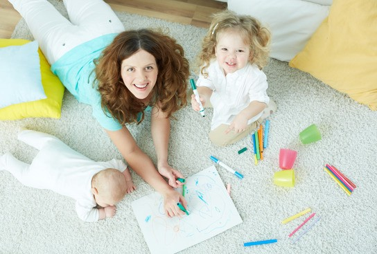 Delegating to a Babysitter - Modern Working Mother