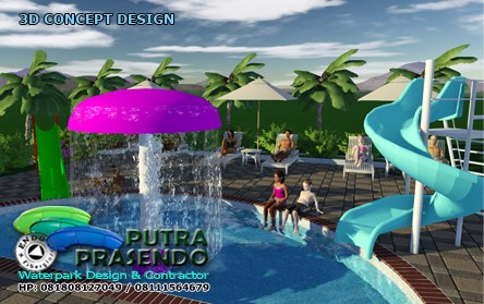 Jamur Air Waterpark