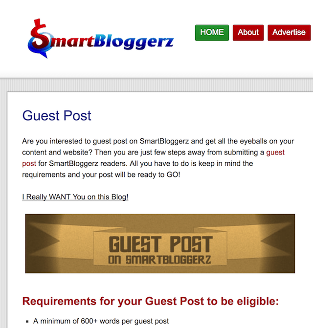 How To Allow Guest Posts SmartBloggerz