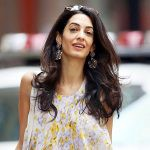 Amal Clooney's most preferred haircut 5