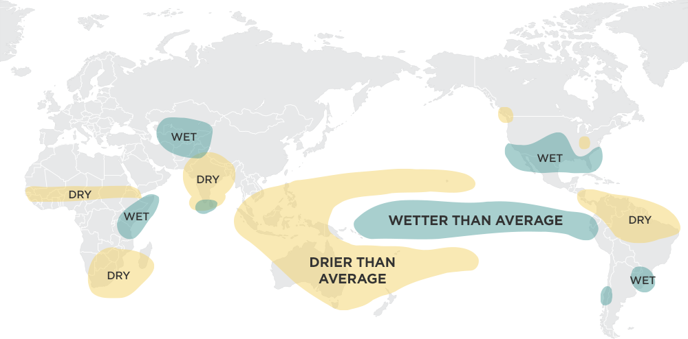 The El Niño that brought a blizzard to the East Coast is causing ...