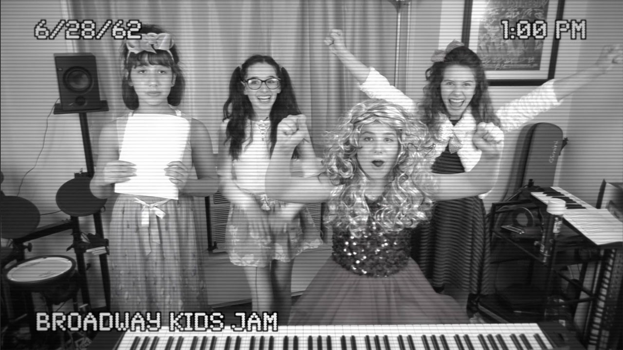 """c03e35b6f319 Broadway Kids Jam Releases Video Cover Of """"Mama, I'm A Big Girl Now"""" From  """"Hairspray"""""""