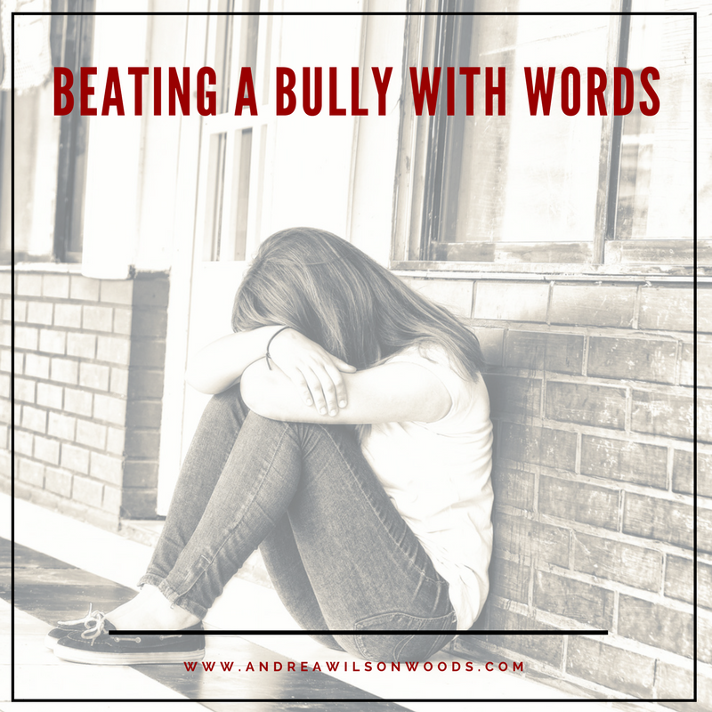 Beating a bully