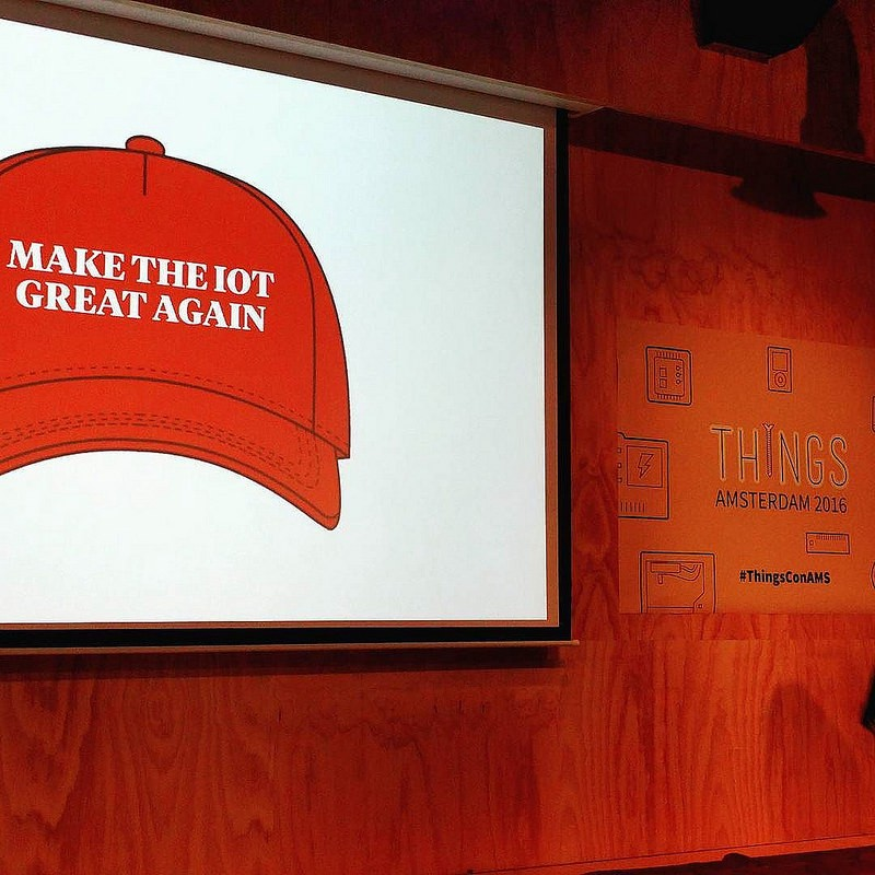 """Make the IoT Great Again"""