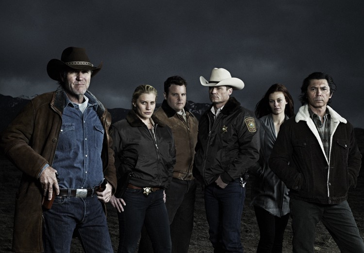 Longmire Shattering Expectations For Procedural Television