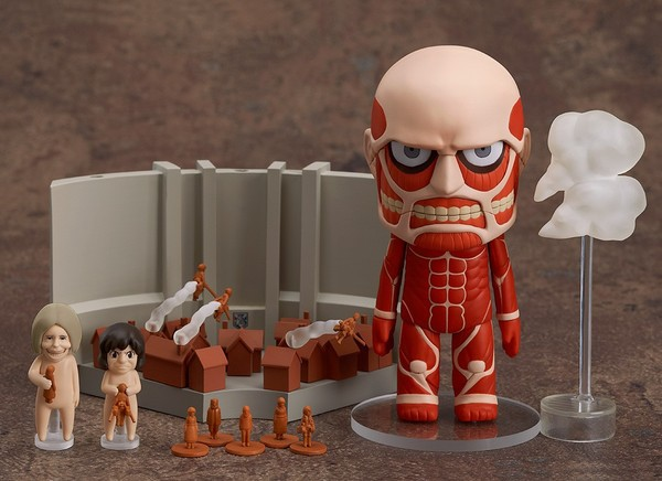 Colossal Titan Nendoroid #360 by Good Smile Company