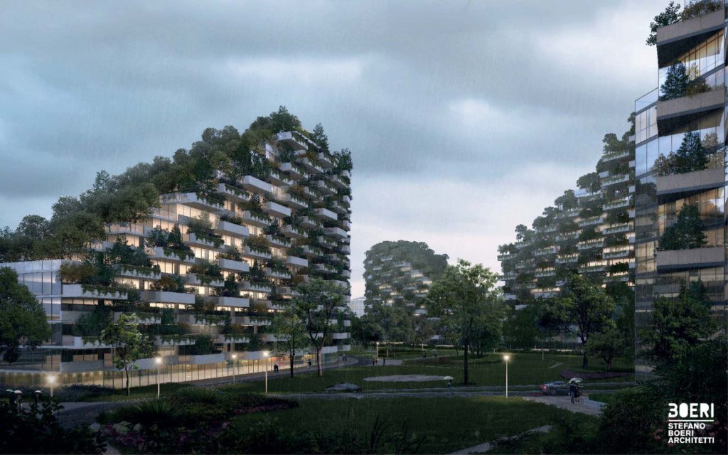 China's forest city